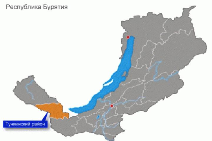 ВТункинском районе Бурятии зафиксировано землетрясение магнитудой 3,5