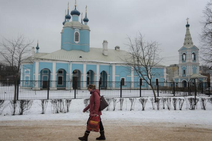 Святыни прибудут в Сампсониевский собор 1 апреля. ФОТО: Роман ПИМЕНОВ