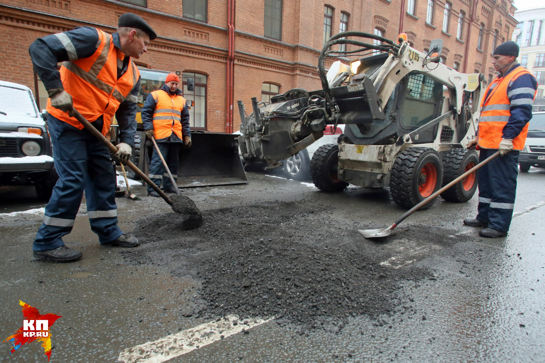 ВКирове нааварийный ремонт дорог истратят 55 млн руб.