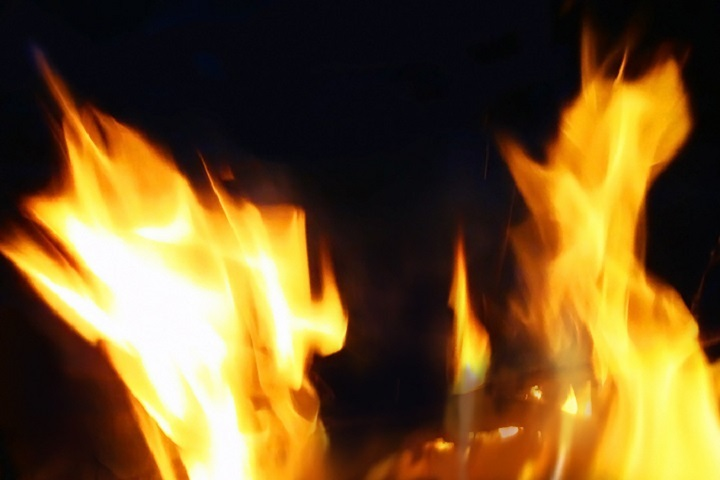 Ночью вТатарстане сгорели два бензовоза