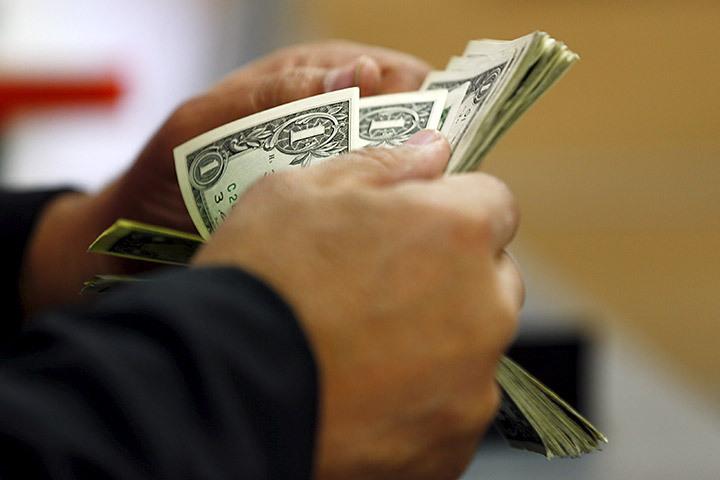 Курс доллара насей день: руб. ожидает ослабление