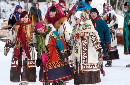 Власти Ямала хотят ввести ГОСТ наоленьи рога