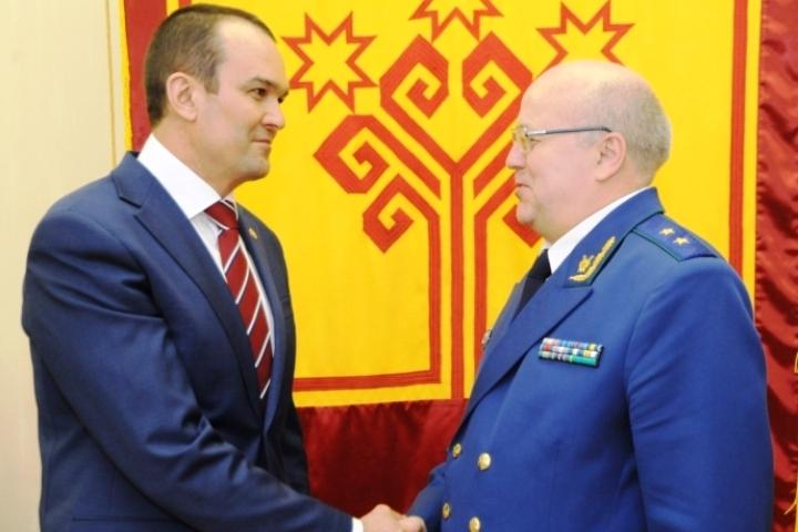 Прокурором Чувашии будет «варяг» сКавказа