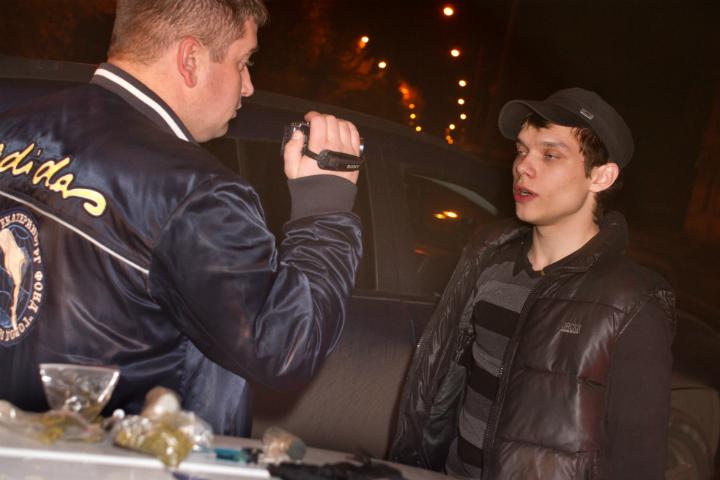 ВОмской области 46 наркоманов лишили прав