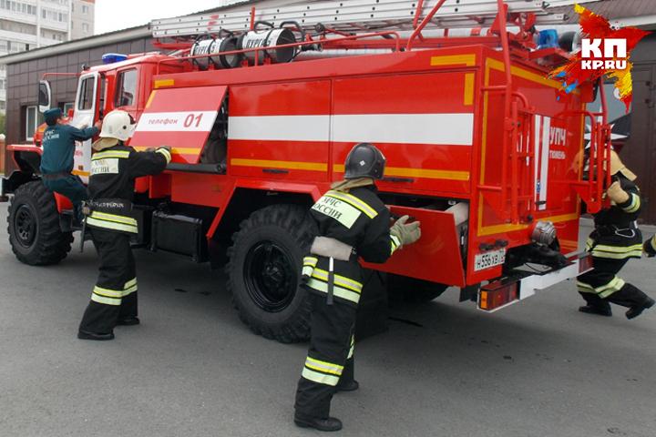ВТверской области впроцессе пожара умер человек