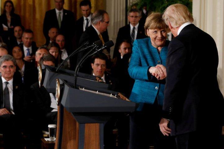 Меркель признала, чтоЕС совершал ошибки