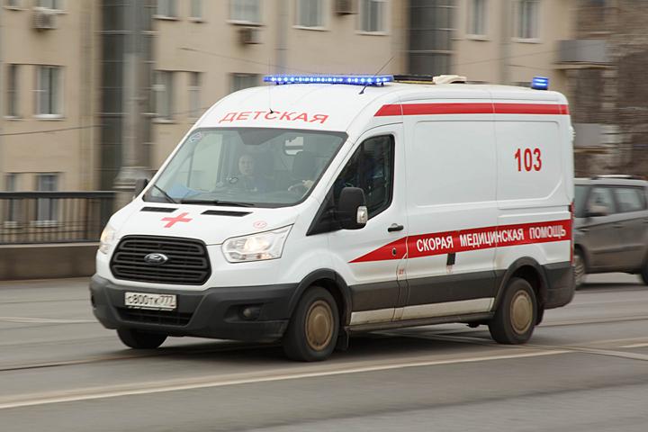 ВПодмосковье «Газель» протаранила иномарку: погибли 3 детей