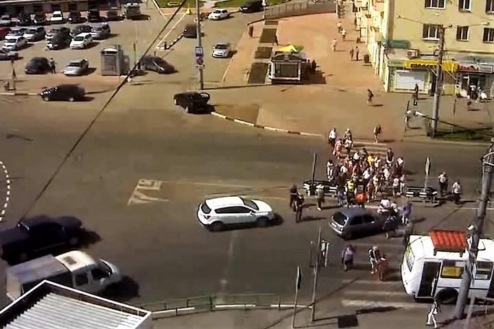 ВНовокузнецке сбившего 5 человек водителя отправят напринудительное лечение