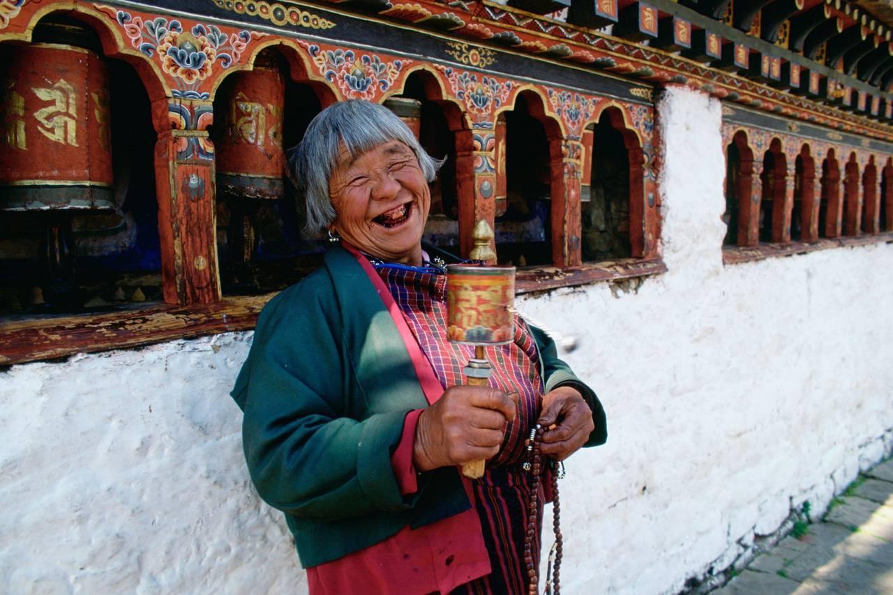 Выставка буддийской культуры познакомит гостей сМинистром счастья