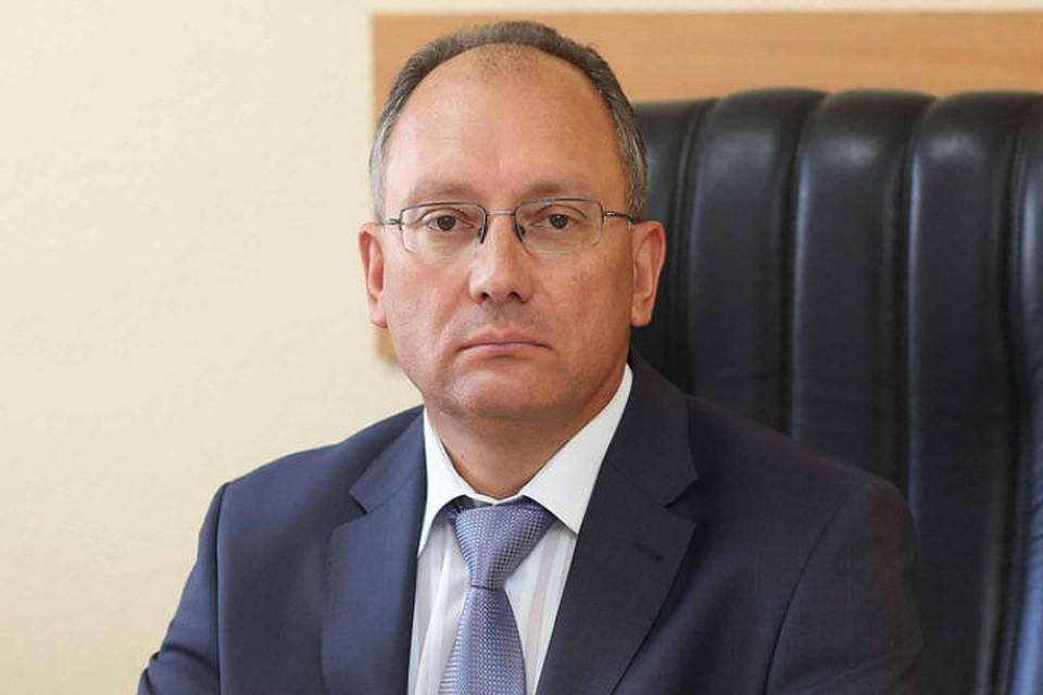 Воронежский Союз строителей возглавил вице-мэр Владимир Астанин
