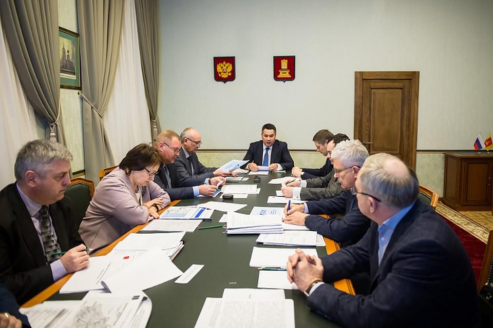 Краснохолмский район Тверской области будет газифицирован