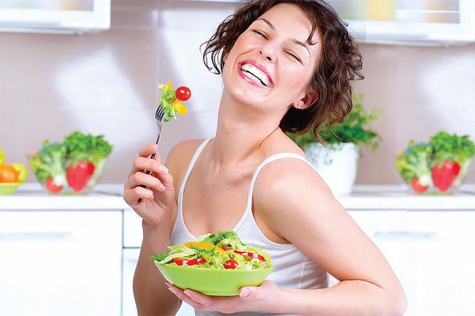 как похудеть без вреда для здоровья рецепты
