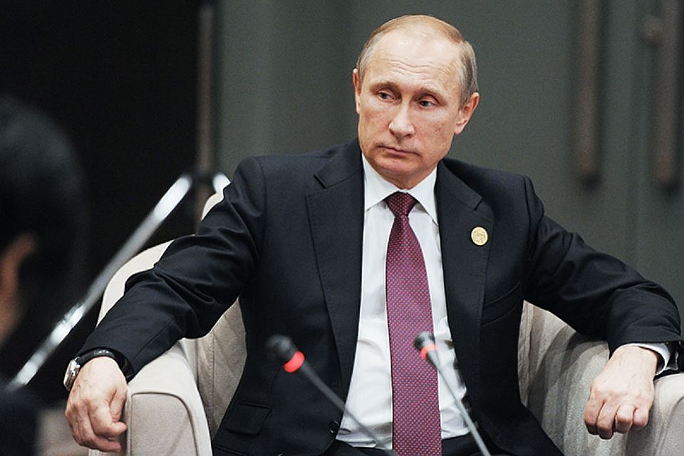 Правильно, когда пресса оппонирует власти— Путин