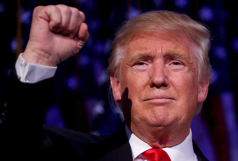 Трамп похвалилЕС заединение вэру Brexit