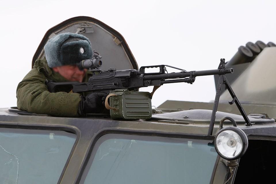 ВСтаврополе подразделения антитеррора отразили атаку условного противника