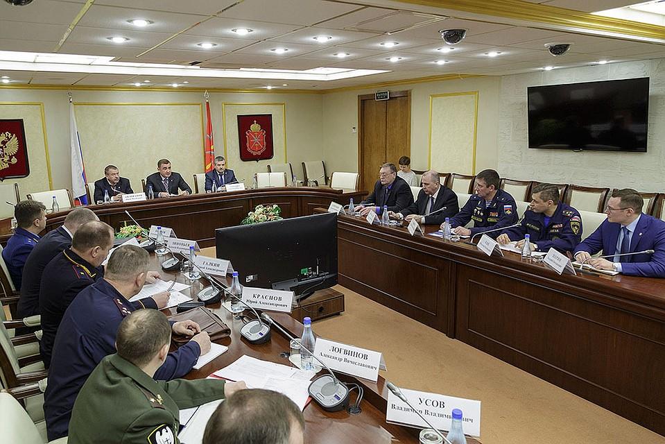 Алексей Дюмин: Туляки должны быть уверены всвоей безопасности