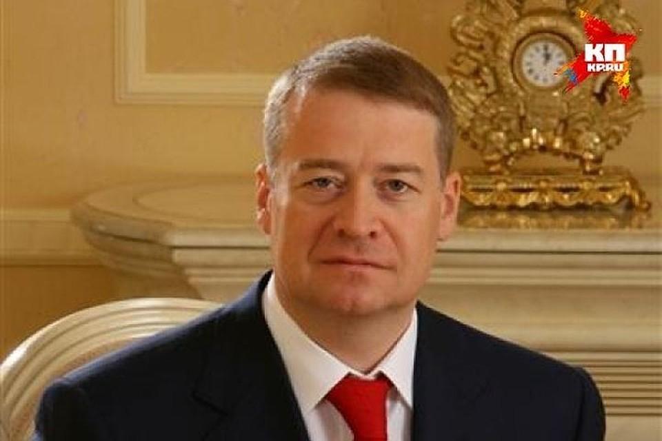 Путин назначил Евстифеева врио руководителя Марий Эл