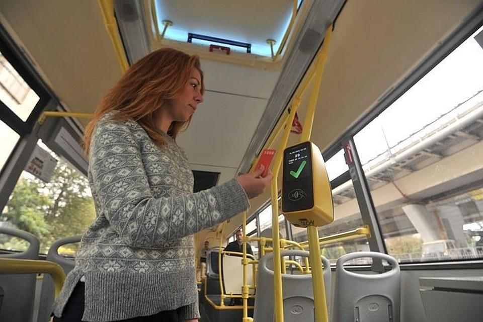 Выдача электронных социальных проездных билетов началась вИркутске