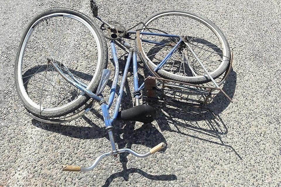 НаСтаврополье под колесами иномарки умер велосипедист