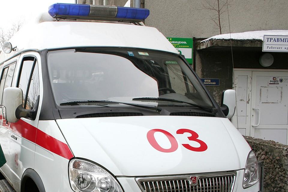 16-летний ребенок упал снедостроенного здания замка пионеров вБратске