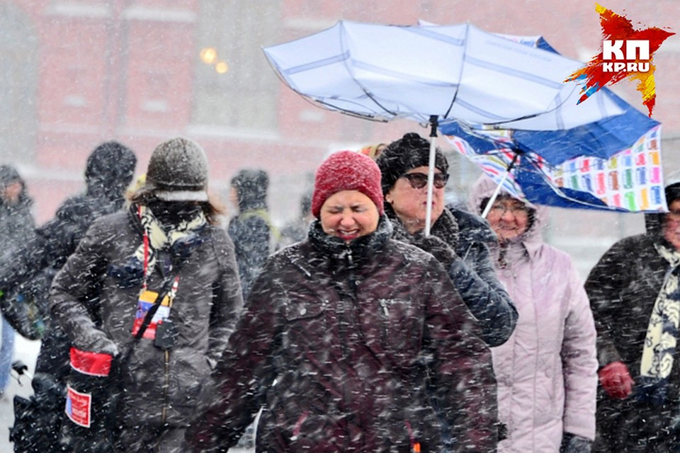 Насевер Хабаровского края надвигается мощнейший циклон— Синоптики