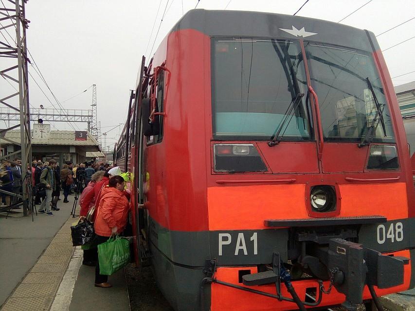 ИзСаратова вАлгай снова можно уехать напоезде