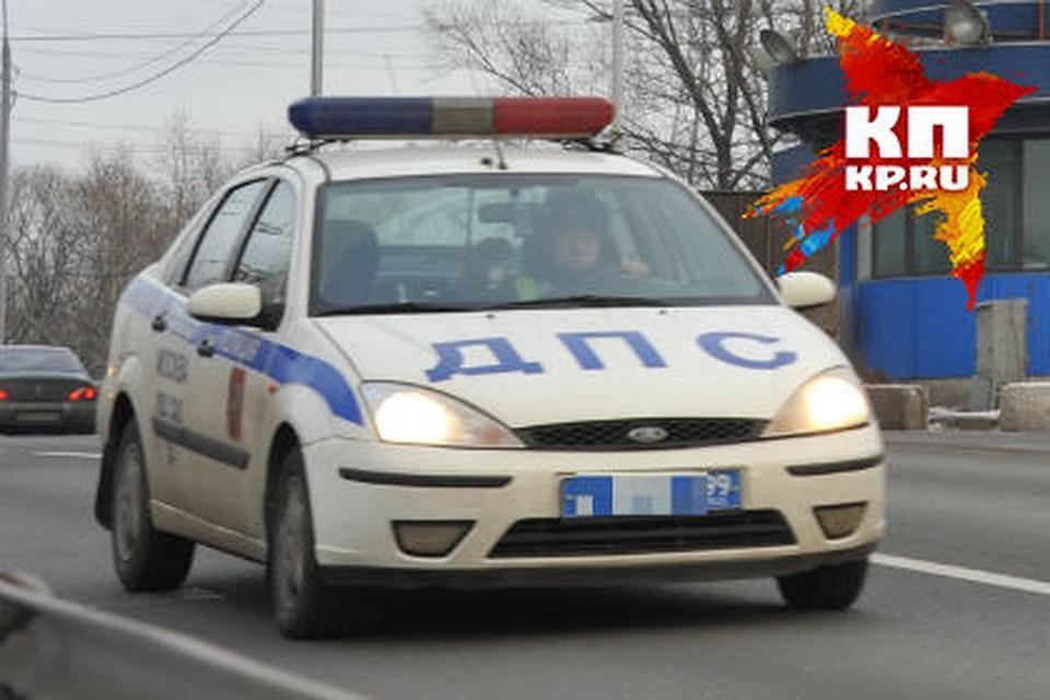 ВОмске шофёр 323-й маршрутки сбил пенсионерку уПарка культуры