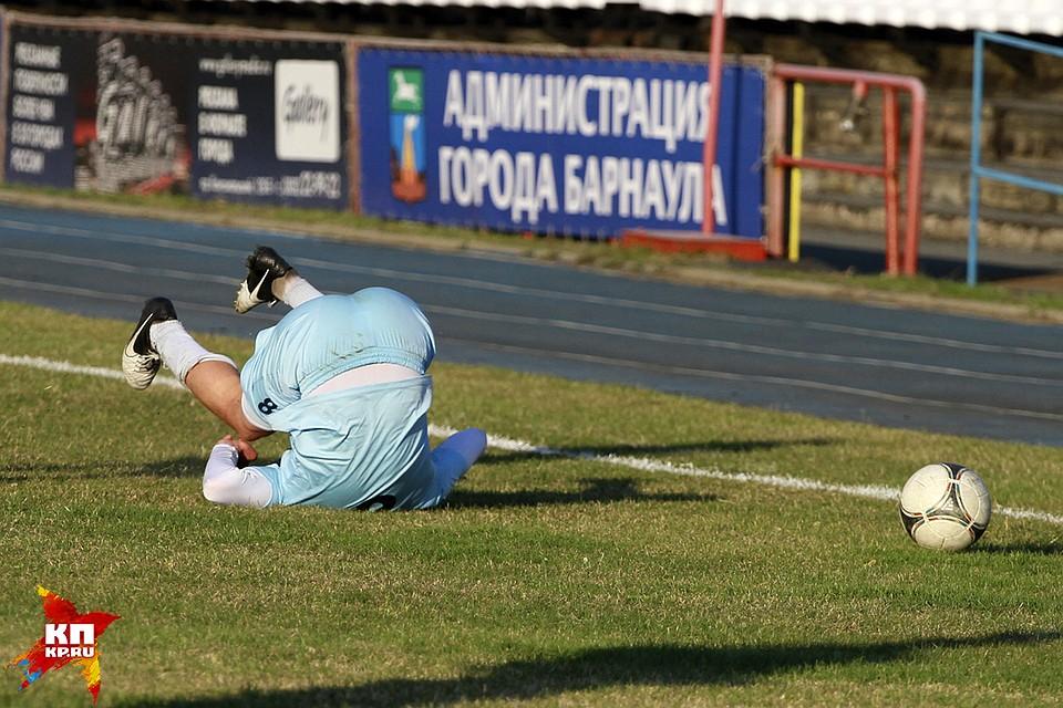 Барнаульское «Динамо» выиграло свой 1-ый матч всезоне 2015-го года