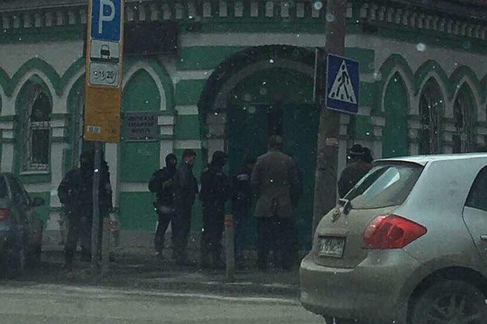 ФСБ вместе с Росгвардией проверила прихожан Пермской соборной мечети