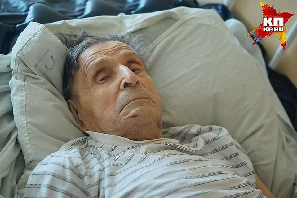 Ветеран был на фронте с первого и до последнего дня войны