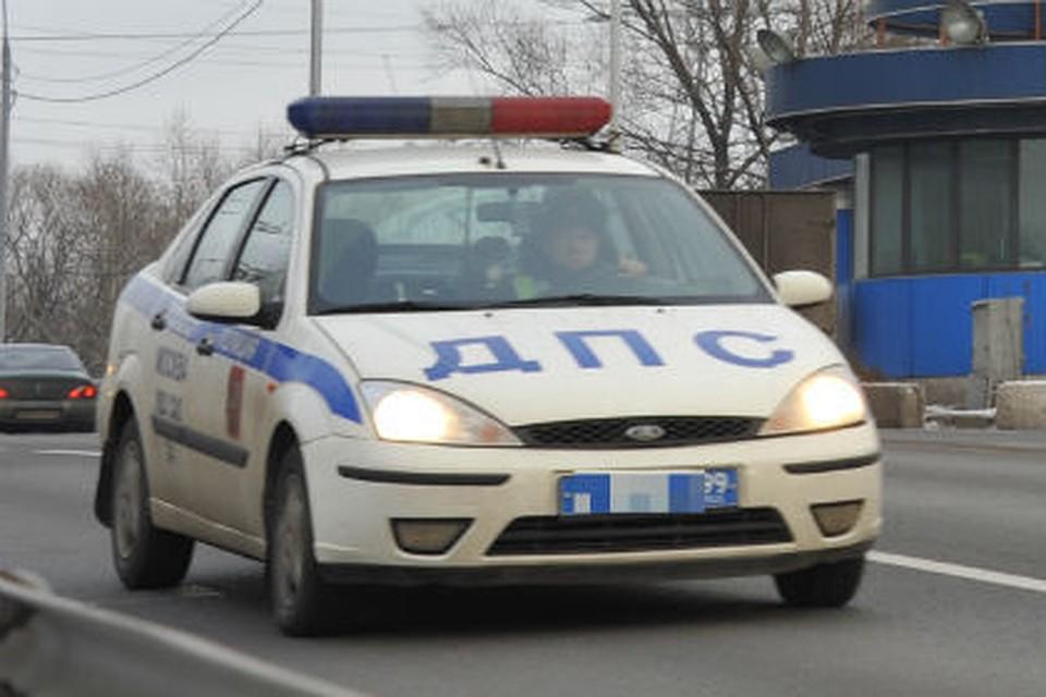 ВОмске словили нетрезвого молодого человека зарулем угнанной «Тойоты»