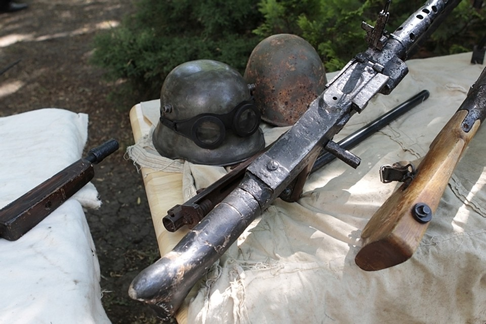 Саперы спецназа очистят отнеразорвавшихся снарядов полигон наКубани