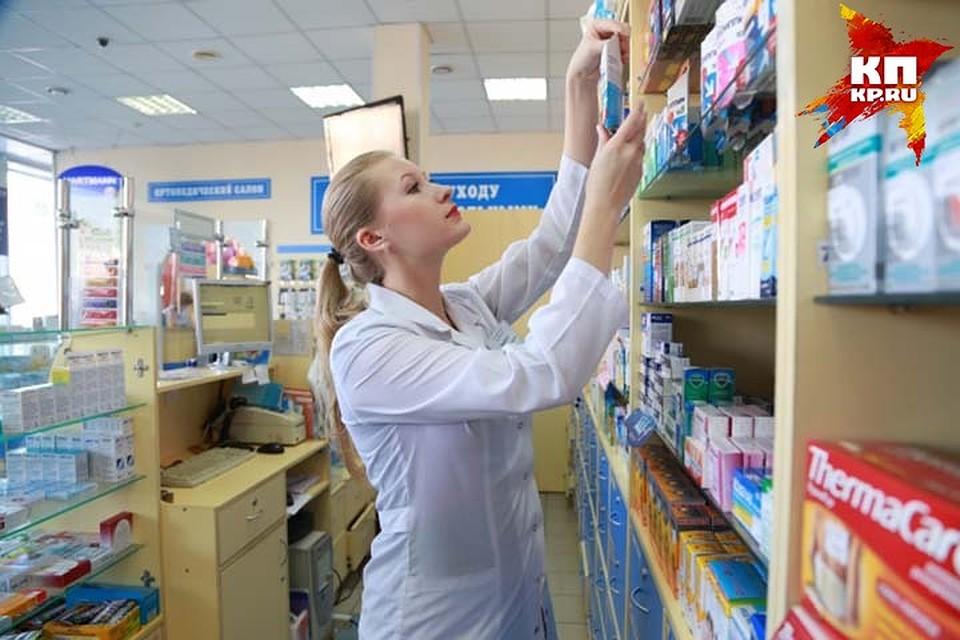 Пьяные омичи разгромили аптеку, после того как имнепродали шприц
