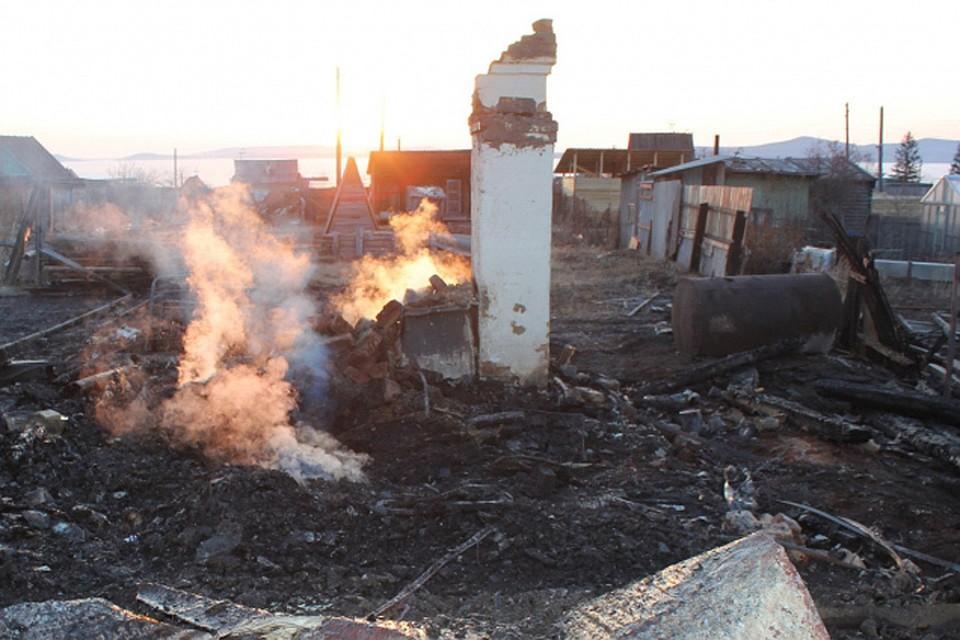 ВБратске задержали двоих поджигателей дачных домиков