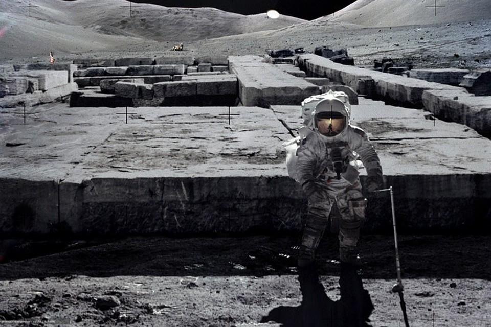 Планетологи: Следы старинных цивилизаций необходимо искать наЛуне иМарсе