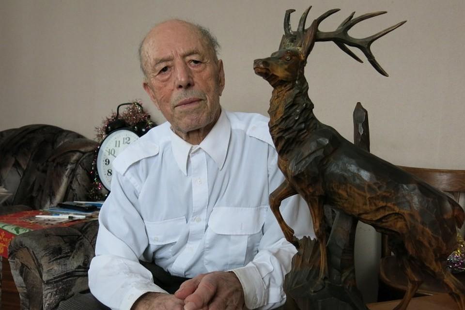 ВКалининграде изокна многоэтажки выпрыгнул 91-летний ветеран ВОВ