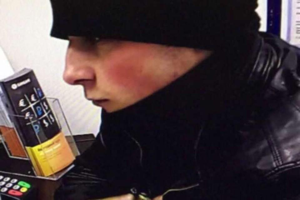 ВКрасноярске неизвестный попытался ограбить банк, однако испугался и убежал