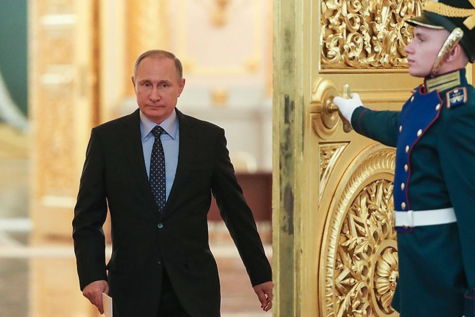 В четверг в Кремле был собран целый Государственный совет, чтобы разобраться - что удалось сделать за эту пятилетку, а что - нет. Фото: Валерий Шарифулин/ТАСС