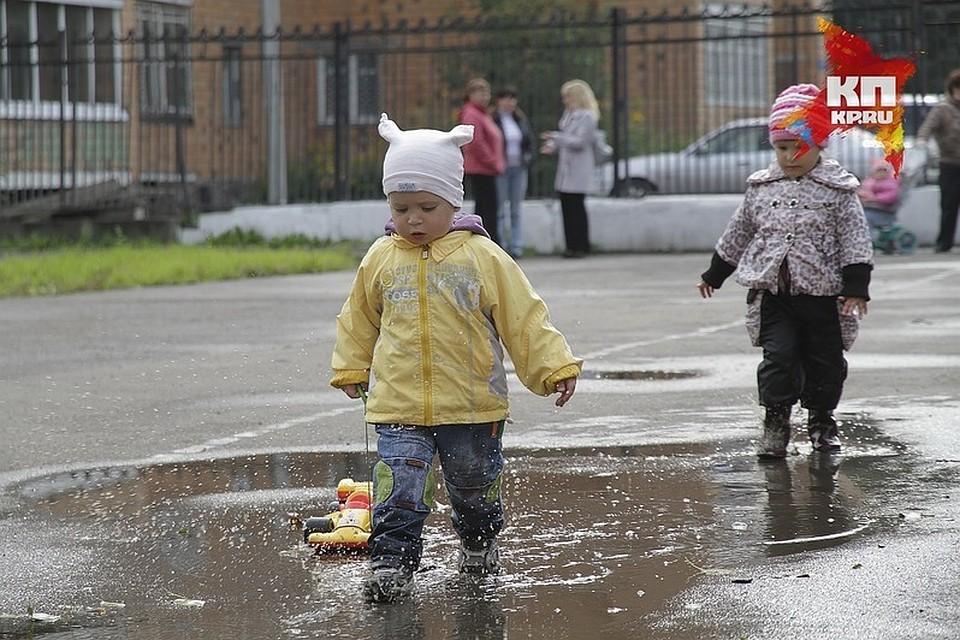 Погода вКирове: 9мая будет холодно идождливо