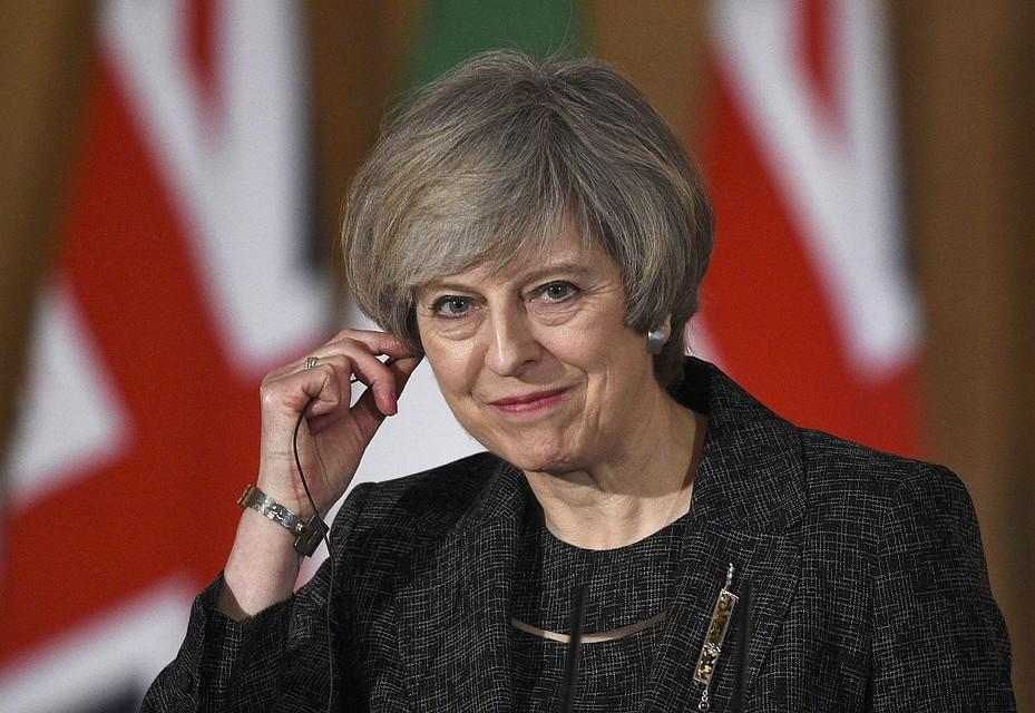 Тереза Мэй иЭммануэль Макрон обсудили Brexit