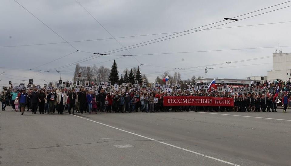 Охрану порядка вДень Победы обеспечили 5,5 тыс. полицейских