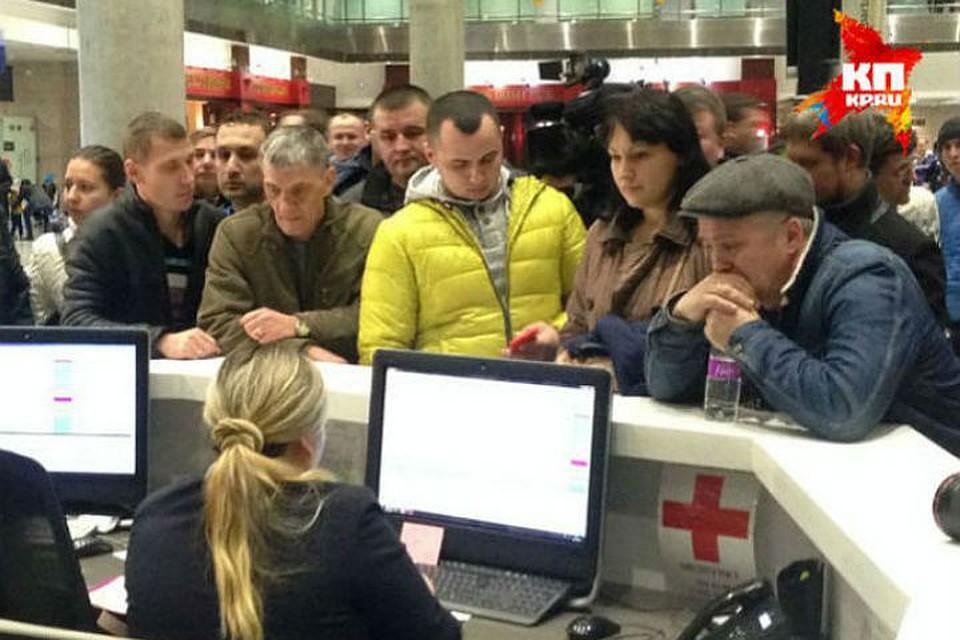 Рейс Петербург— Анталья задерживается на18 часов