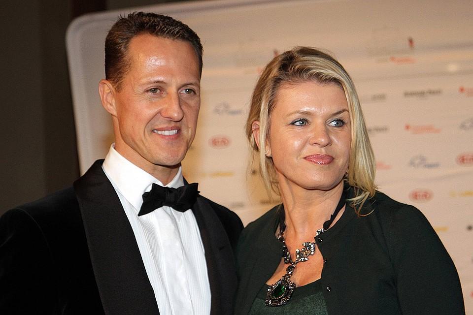 Шантажист вымогал у супруги Шумахера 900 тыс. евро, угрожая уничтожить детей
