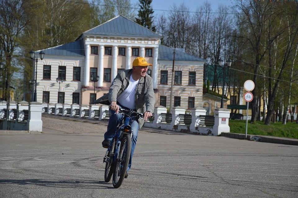 ВДагестане присоединились кВсероссийской акции «Наработу навелосипеде»
