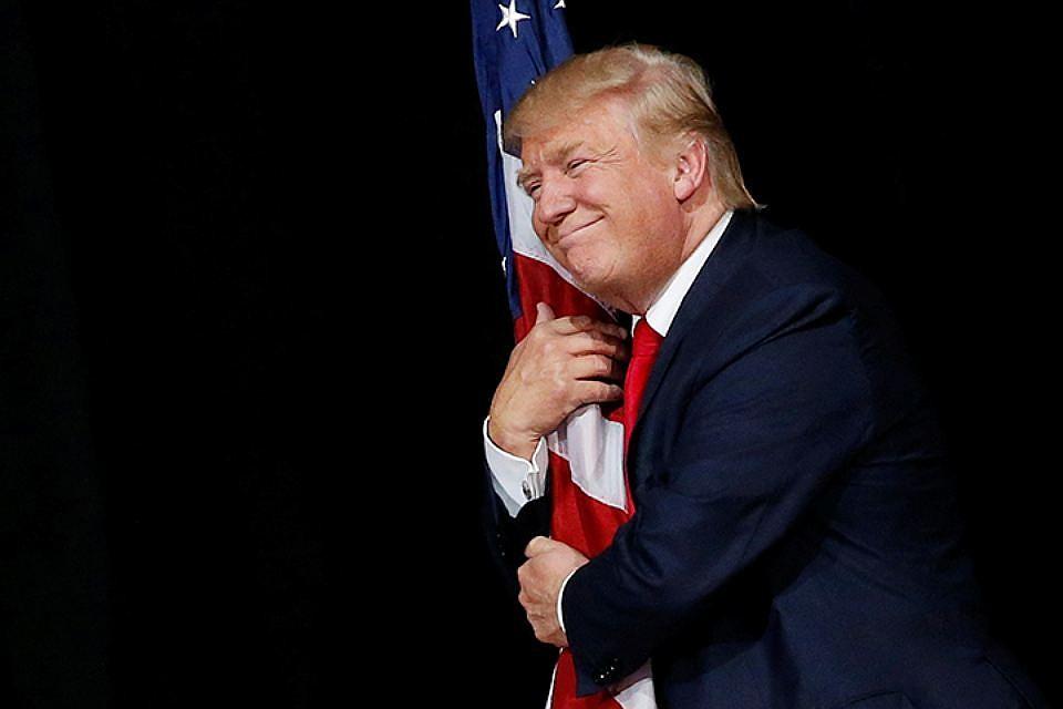 Трамп оговорился ипризвал сражаться скакао