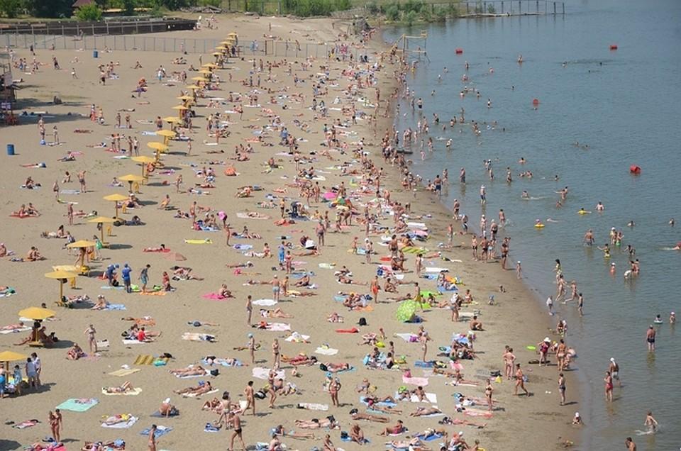 ВКазани пляжный сезон откроют 1июня