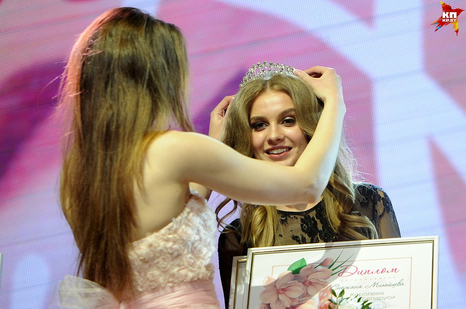 Студентка ВГТУ Снежана Михейцева стала победительницей конкурса «Королева Весна-2017»