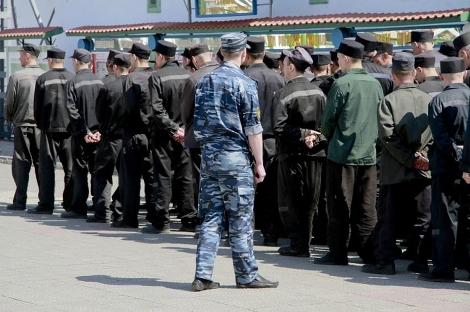 100 человек эвакуировали из-за пожара вколонии строгого режима наЧМЗ