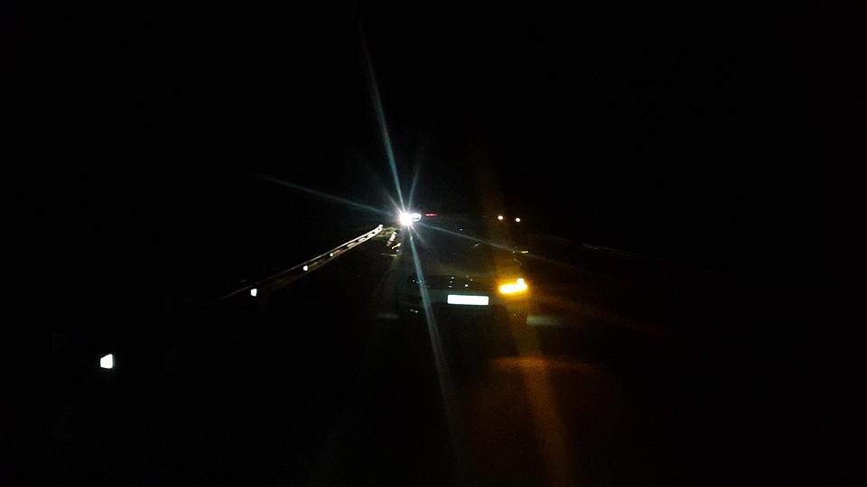 Натульской трассе шофёр «Фольксвагена» насмерть сбил пешехода