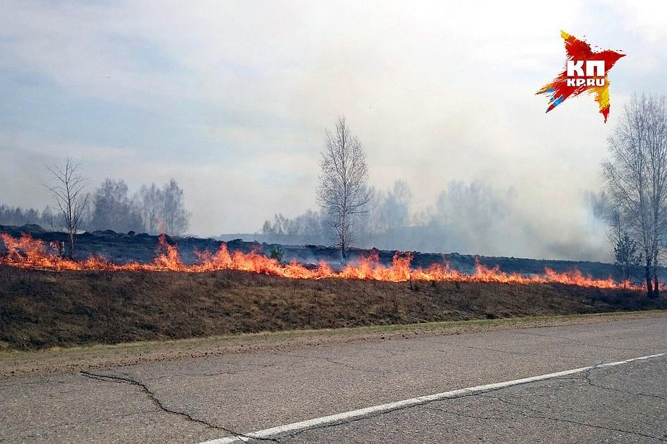 Граждане Красноярского края, пострадавшие отпожара, получили материальную помощь
